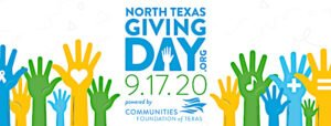 North Texas Giving Day - 9-17-2020