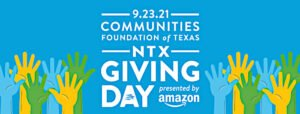 North Texas Giving Day 2021 - banner